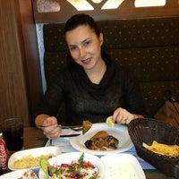 Photo taken at Eyvan Sofrası by Dilara S. on 1/8/2013