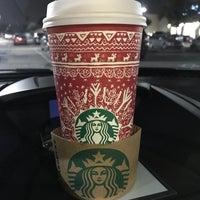 Photo taken at Starbucks by Trisha C. on 11/11/2016