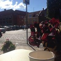 Photo taken at Bay Frost Kaffebar by Soren Boje M. on 8/13/2015
