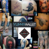 Photo taken at Elements tattoo studio by Yummy Wallet -. on 8/22/2017