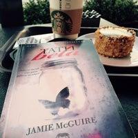 4/3/2015 tarihinde Özgün K.ziyaretçi tarafından Starbucks'de çekilen fotoğraf