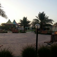 Photo taken at Al-Huwaila Park by Air M. on 7/30/2013