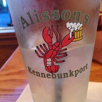 Photo taken at Alisson's Restaurant by Amy F. on 6/27/2013