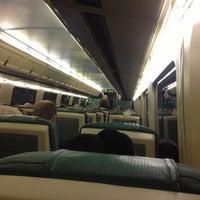 Photo taken at Via Rail Train by Aubrey on 12/5/2014