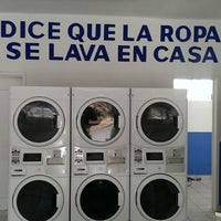 Photo taken at Easywash Lavanderias by 🅰L📧x ®. on 4/24/2014