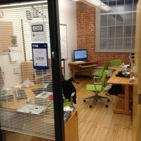 Photo taken at Larry Friedman International Center For Entrepreneurship by Kyle B. on 9/16/2013