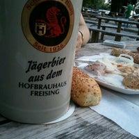 Das Foto wurde bei Biergarten Schlossallee von anıl ko am 8/10/2013 aufgenommen
