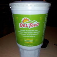 Photo taken at Del Taco by Amber H. on 2/18/2013