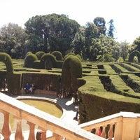 Photo prise au Parc del Laberint d'Horta par Carmela le6/2/2013