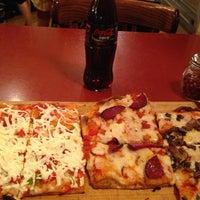 Photo taken at Ben Gurion Pizzeria by Scott P. on 5/31/2014