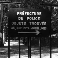 Photo taken at Service des Objets Trouvés by Scott P. on 7/25/2013