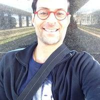 Photo taken at Stazione Reggio Calabria Centrale by Scott P. on 3/29/2014
