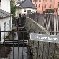 Photo taken at Kvarnbron by Staffan W. on 6/4/2013