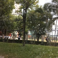 Photo taken at มหาวิทยาลัยราชภัฏนครปฐม (Nakhon Pathom Rajabhat University) NPRU by レイコ ニ. on 4/19/2017