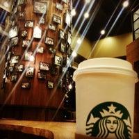 Photo taken at Starbucks Coffee by Raymond C. on 9/11/2013