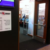 Photo taken at New Brighton Library by Marcus S. on 11/2/2013