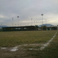 Photo taken at Unidad Deportiva Talaverna by Ever S. on 1/13/2013