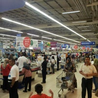 Photo taken at Tesco Extra by Shafiq R. on 11/4/2012