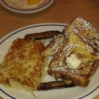 Photo taken at IHOP by Erwie D. on 1/23/2015