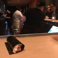 Photo taken at KazuNori: The Original Hand Roll Bar by Monica E. on 4/27/2017