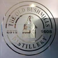Photo taken at Old Bushmills Distillery by Stephanie K. on 5/24/2013