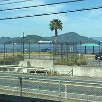 Photo taken at Mizushiri Station by てへ ぺ. on 6/4/2017