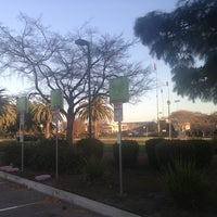 Photo taken at Santa Clara University by Christopher G. on 2/7/2013