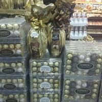 Photo taken at Supermercados Pague Menos by Patricia S. on 3/18/2013