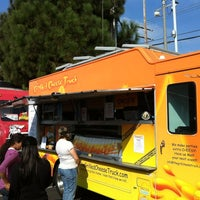 Photo taken at The Grilled Cheese Truck by Eddie G. on 11/7/2012