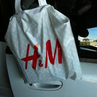 Photo taken at H&M by Eddie G. on 1/27/2013