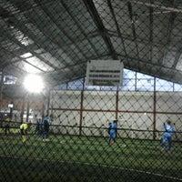 Das Foto wurde bei KutaMandiri Futsal von Aliza F. am 11/14/2012 aufgenommen