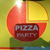 Photo taken at Pizza Party by Александр Т. on 6/8/2014