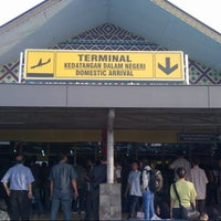 Photo taken at Arrival Terminal (MES) by morikh on 12/8/2012