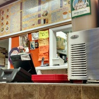 Photo taken at Jilberto's Taco Shop by Marcos V. on 4/11/2015