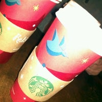 Photo taken at Starbucks by Marcos V. on 11/17/2012