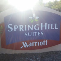 Photo taken at SpringHill Suites by Marriott Tempe by Stelios S. on 2/7/2015