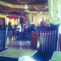 Photo taken at restaurant danau Dariza Hotel by Maria A. on 10/13/2013
