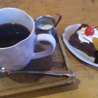 2/10/2013にyamaberikuが珈琲屋OB 流山店で撮った写真
