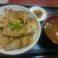 Photo taken at 門前仲町 もつよし by yamaberiku on 8/31/2015