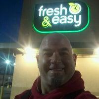 Photo taken at Fresh & Easy Neighborhood Market by Todd W. on 2/12/2014