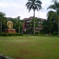 Photo taken at Universitas Indonesia by Alejandro E. on 12/16/2012