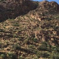 Photo taken at McKelligon Canyon by Carlo R. on 12/22/2016