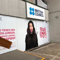 Photo taken at British Council by Fernando A. on 12/16/2017
