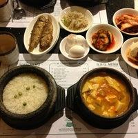 Photo taken at Cho Dang Tofu & BBQ by Kara K. on 7/12/2013