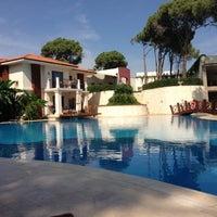 10/8/2012 tarihinde Liesbeth D.ziyaretçi tarafından Ela Quality Resort Belek'de çekilen fotoğraf