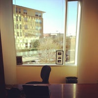 Photo taken at Stone Tower Office Building by Jay R. on 12/3/2012