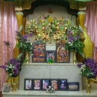 Photo taken at Храм Харе Кришна by Sasha H. on 5/22/2013