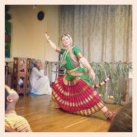 Photo taken at Храм Харе Кришна by Sasha H. on 8/28/2013