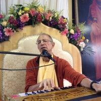 Photo taken at Храм Харе Кришна by Sasha H. on 7/27/2013