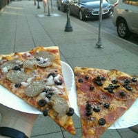 Photo taken at Marquis Pizza by Katie H. on 9/18/2016